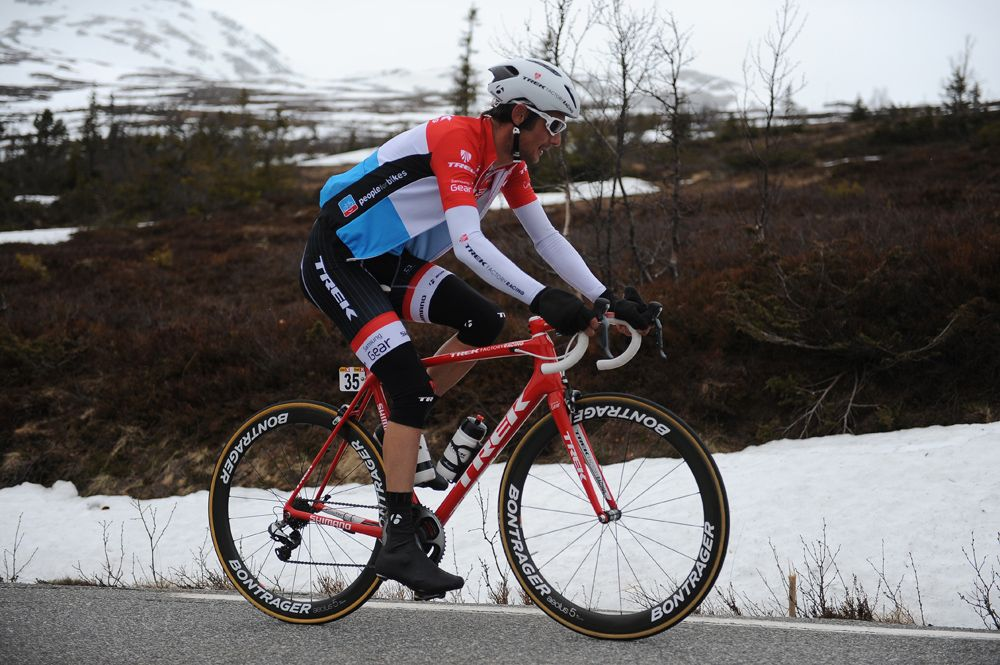 Norway climb chills TFR's GC hopes | Trek Factory Racing