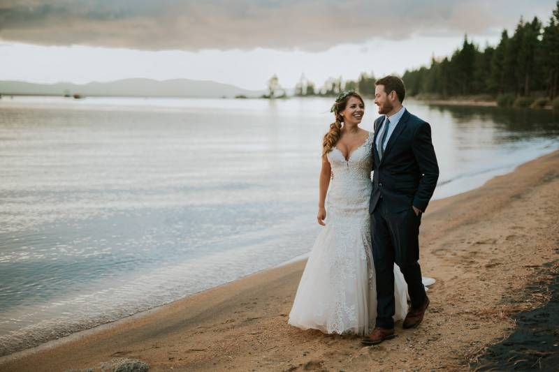 Adventurous Zephyr Cove Wedding Zephyr Cove Gallery Tahoe Wedding Zephyr Cove Lake Tahoe Weddings