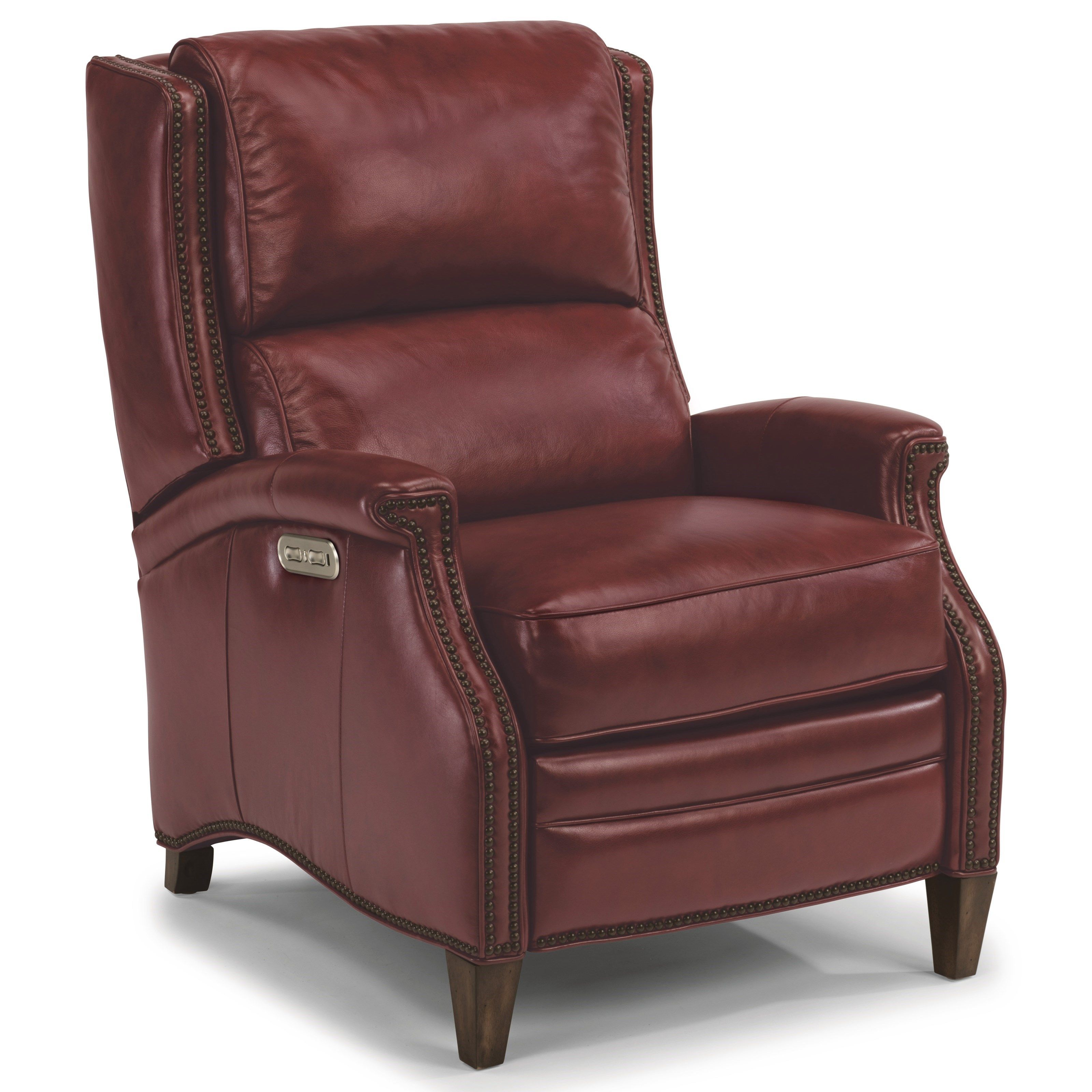 Fantastic Latitudes Bishop Transitional Power High Leg Recliner With Caraccident5 Cool Chair Designs And Ideas Caraccident5Info