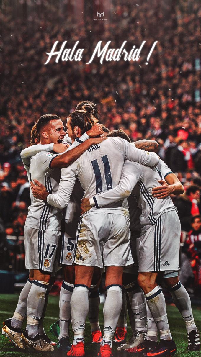 Real Madrid Lockscreen Wallpaper Real Madrid