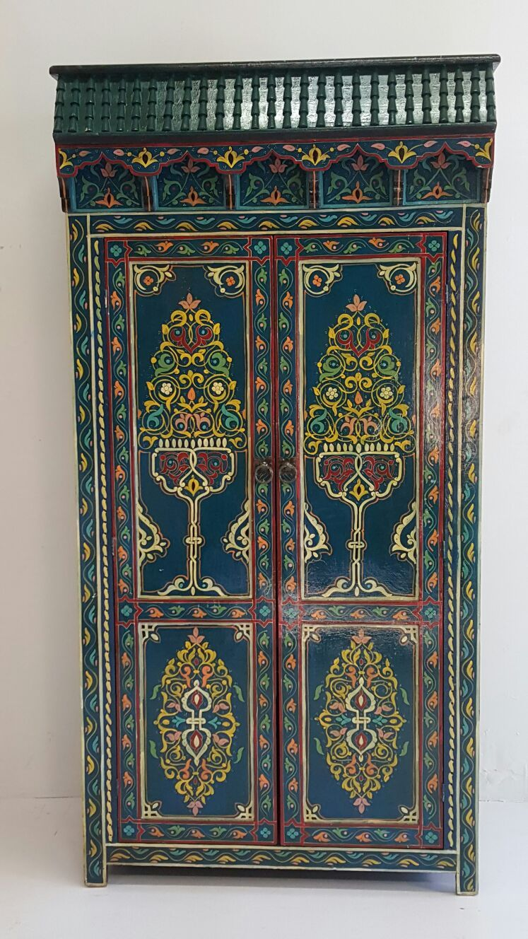 Set of Ottoman Furniture with Mother of Pearl Inlay   From ...