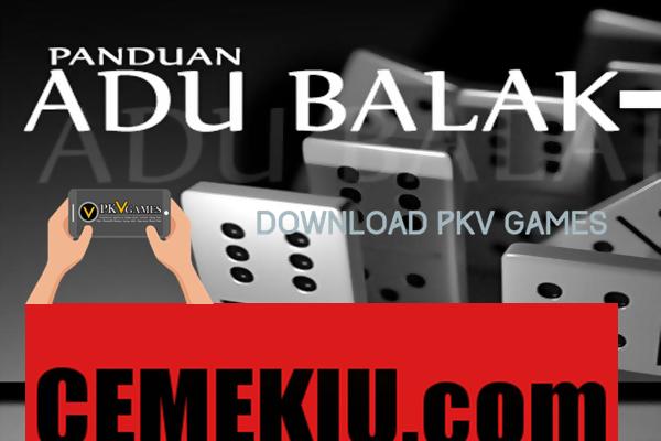 Pin Di Poker Domino Online