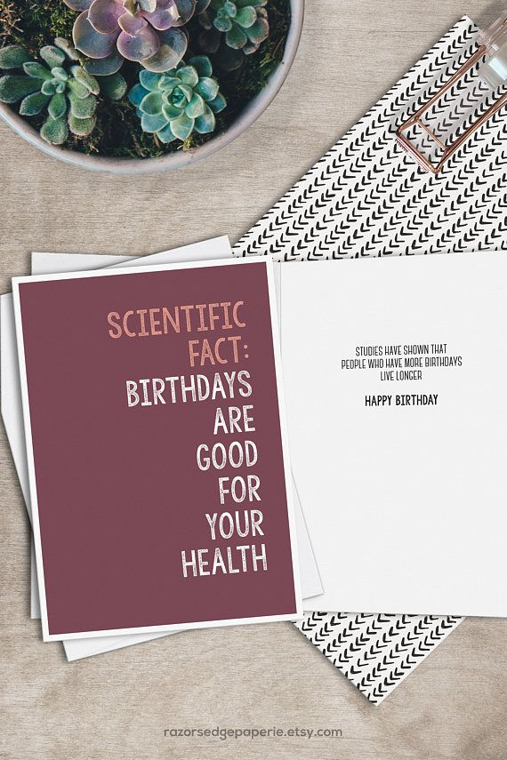 PRINTABLE Funny Birthday Card INSTANT DOWNLOAD Digital Greeting For Her Best Friend Gift Si