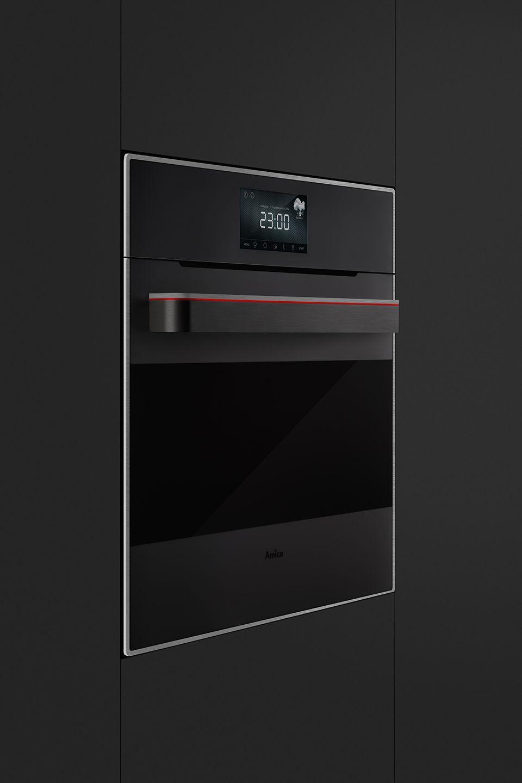Oven Amica In Black Magic 2015 Designed By Code Design