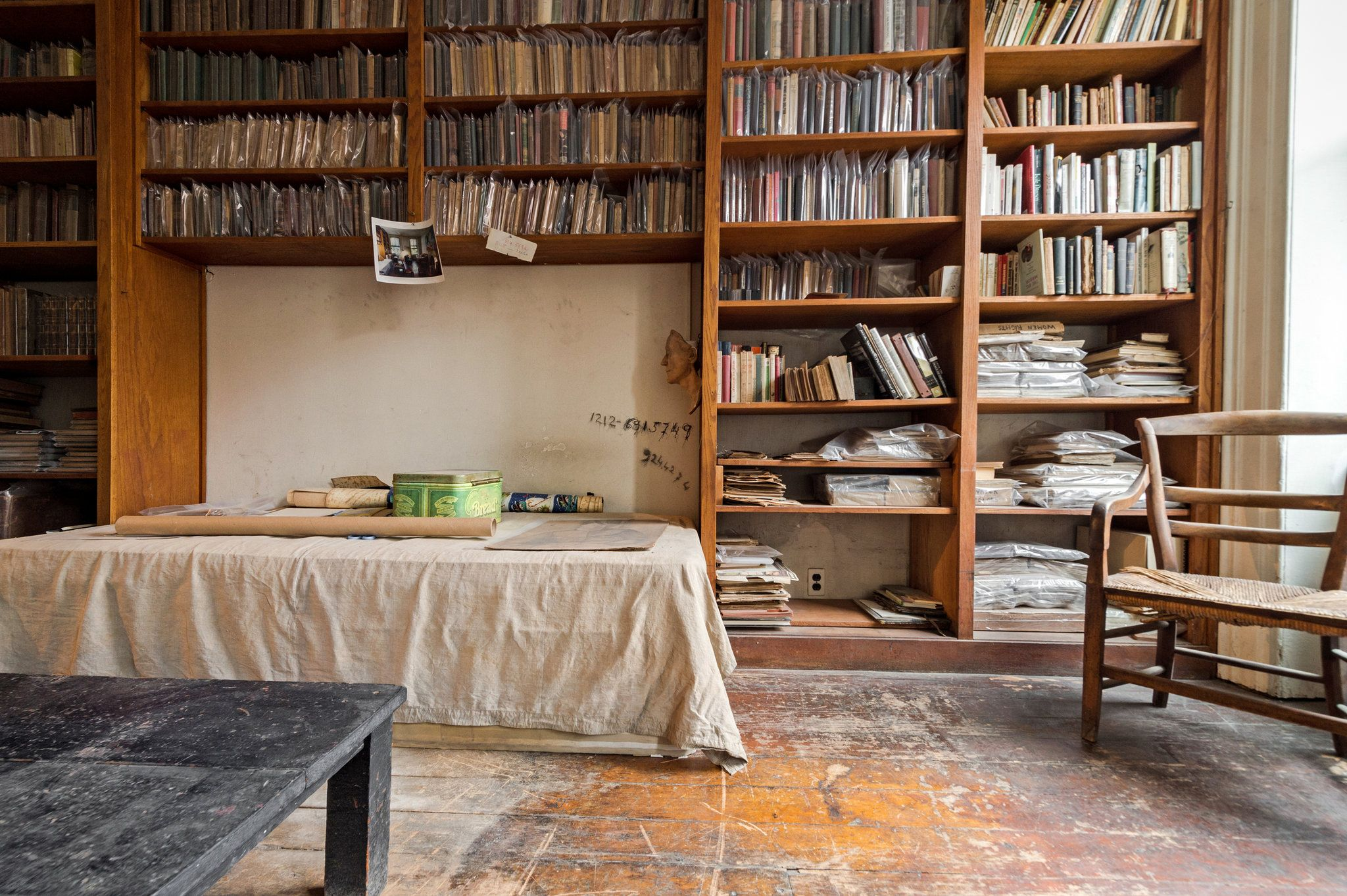 Inside the louise bourgeois house living the life