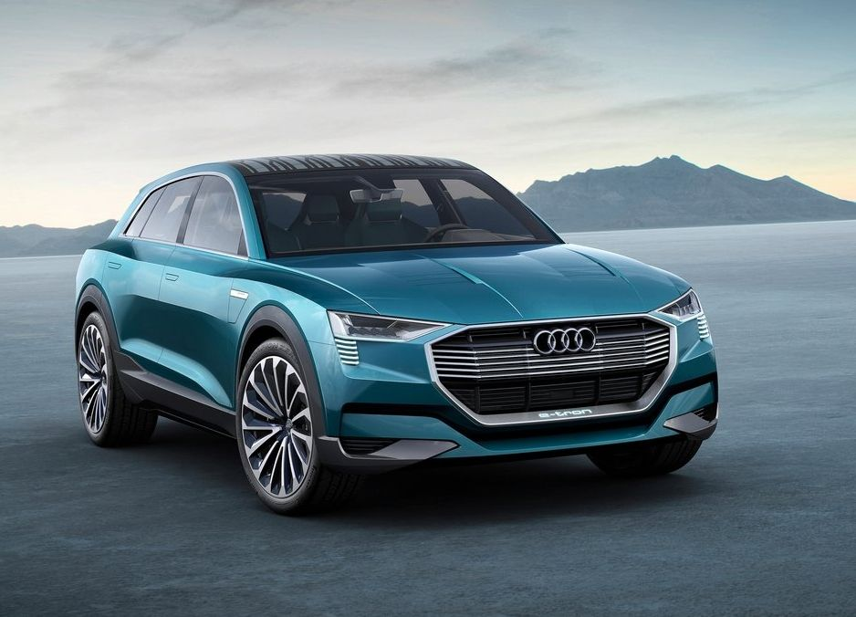 salão do automóvel de frankfurt 2015 - Audi