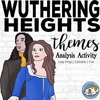 wuthering heights themes