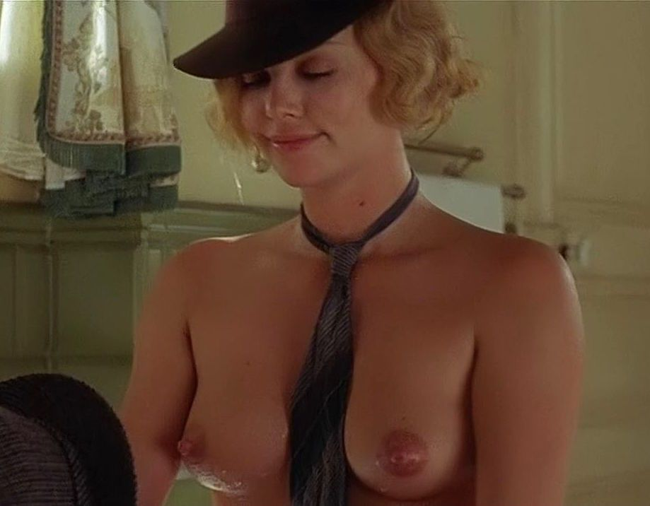 Charlize theron nude head in the clouds 4