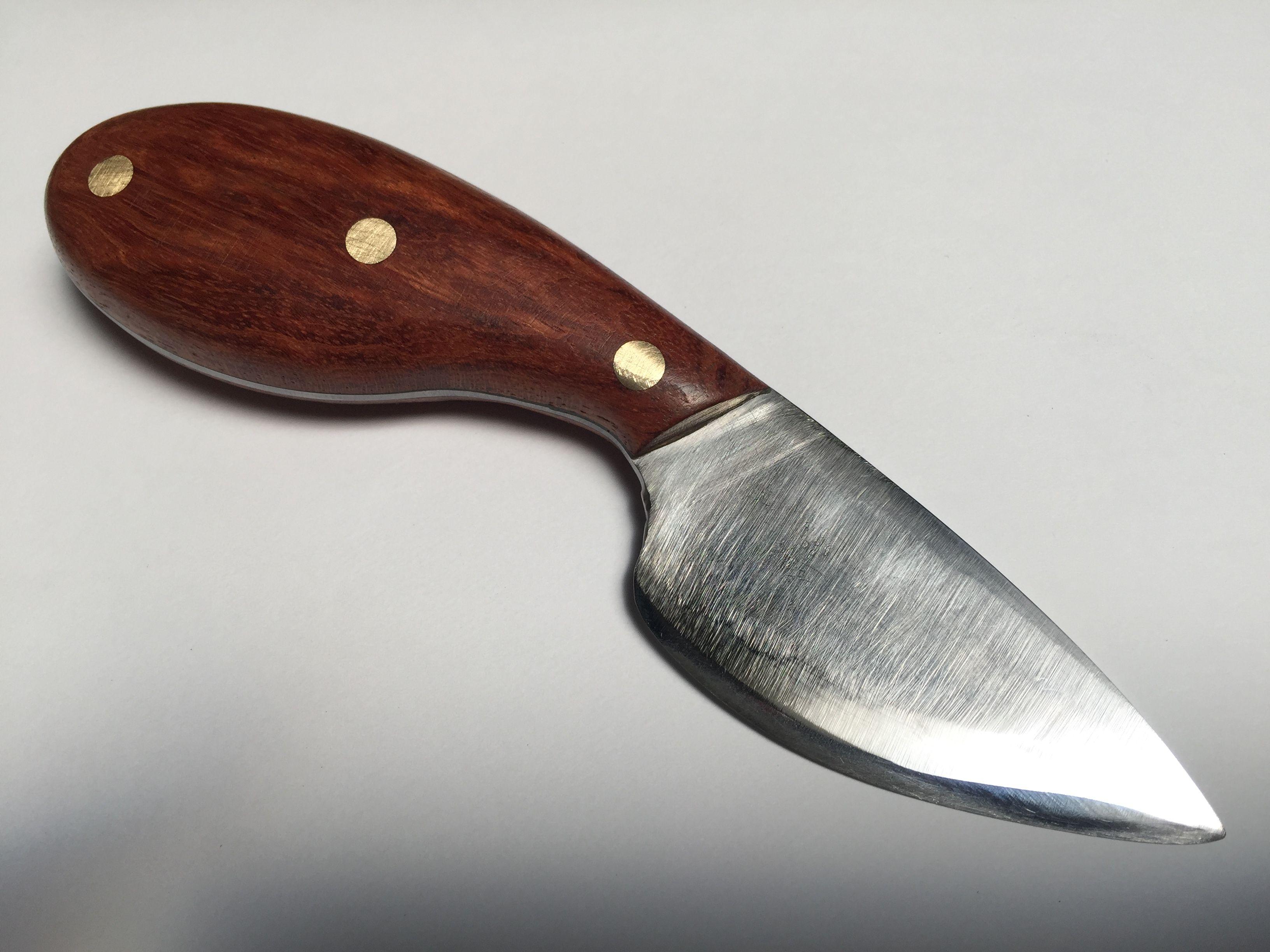 Diy Cheese Knife From Old Sawblade Cuchillos