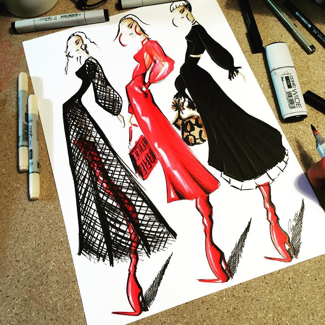Pin On Fashion Illustration
