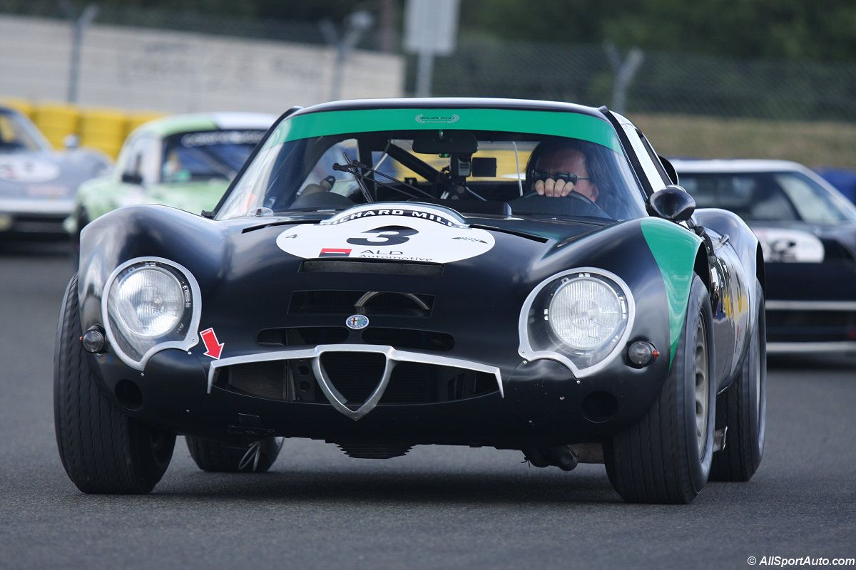ALFA ROMEO TZ 2 1968 - 24H du Mans Classic SOOOOON ;p