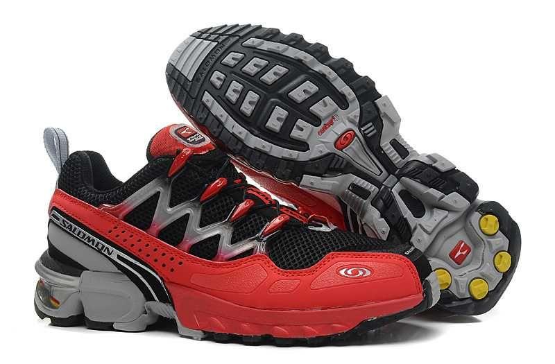 91da549b8be5 1767   Salomon Gcs Herr Svart Röd Grå SE124854mMIqxJu Running Shoes For  Men