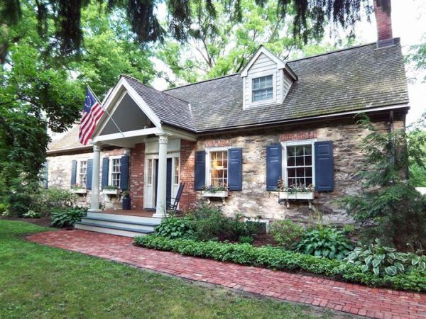 Hendrick Kip House For Sale Early American Homes Fishkill American Colonial Architecture