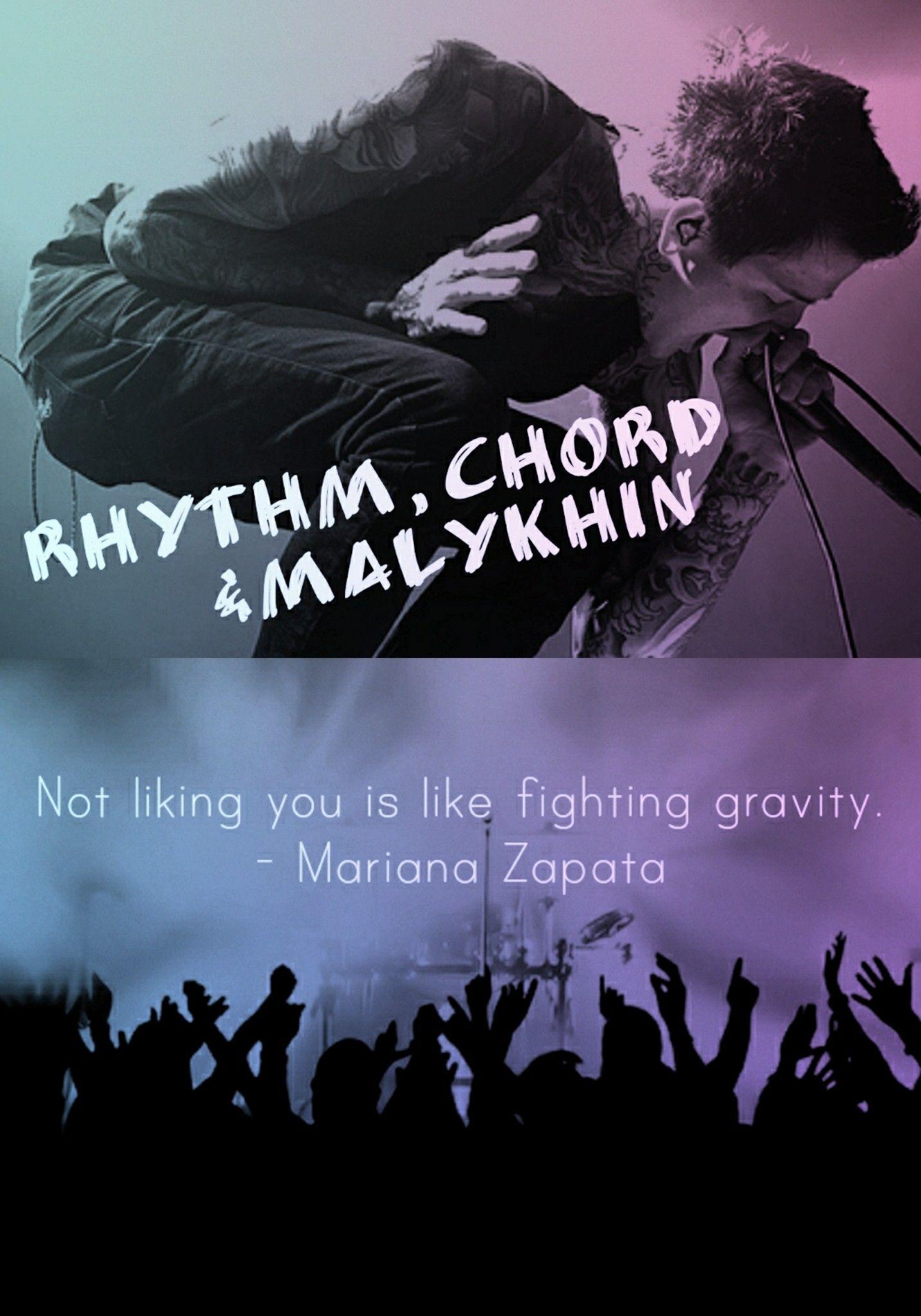 Rhythm, Chord and Malykhin by Mariana Zapata | Mariana zapata ...