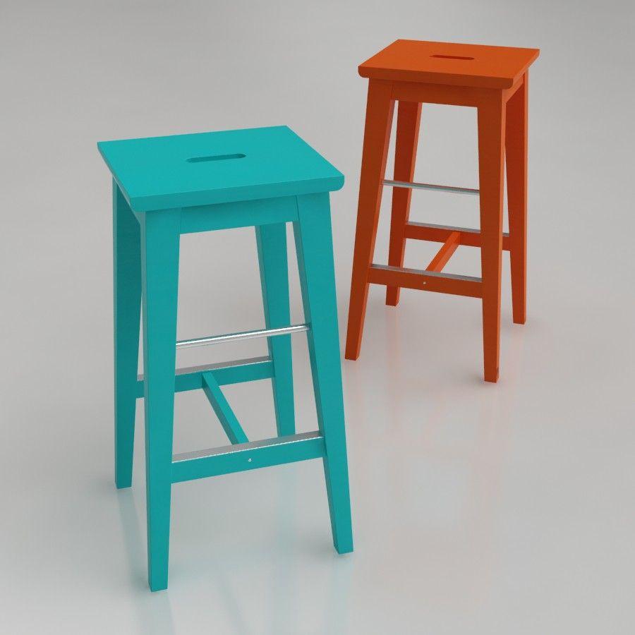 Colorful Bar Stools Ikea 3400