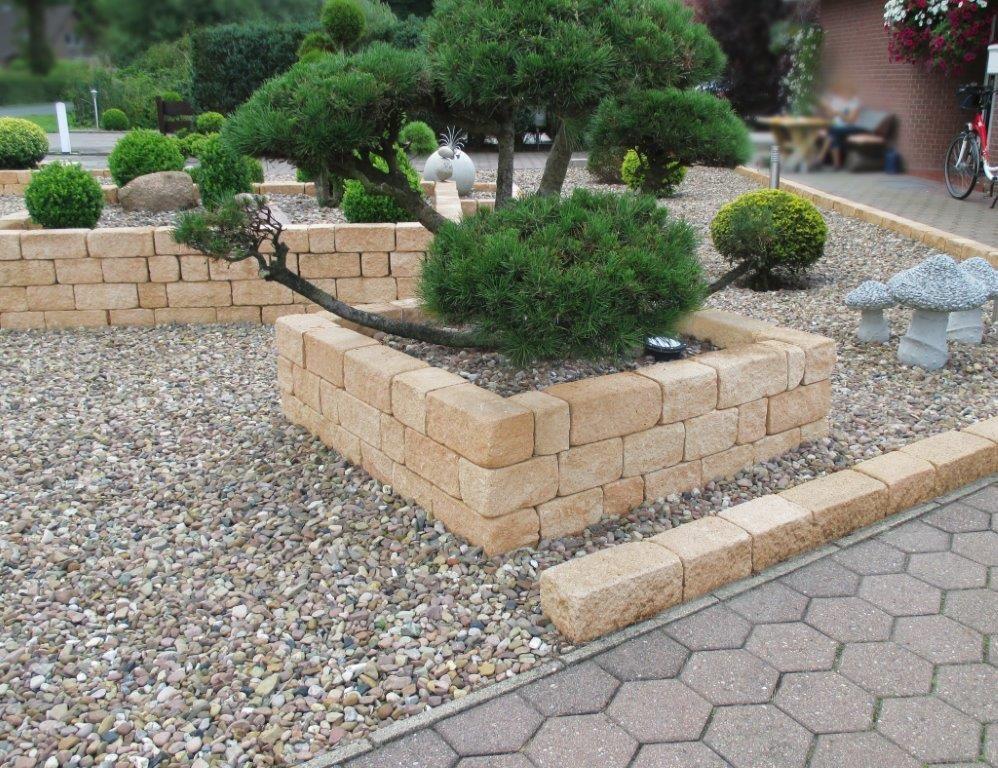 Siola Mini Sandstein Mauern Pinterest - mauersteine antik diephaus