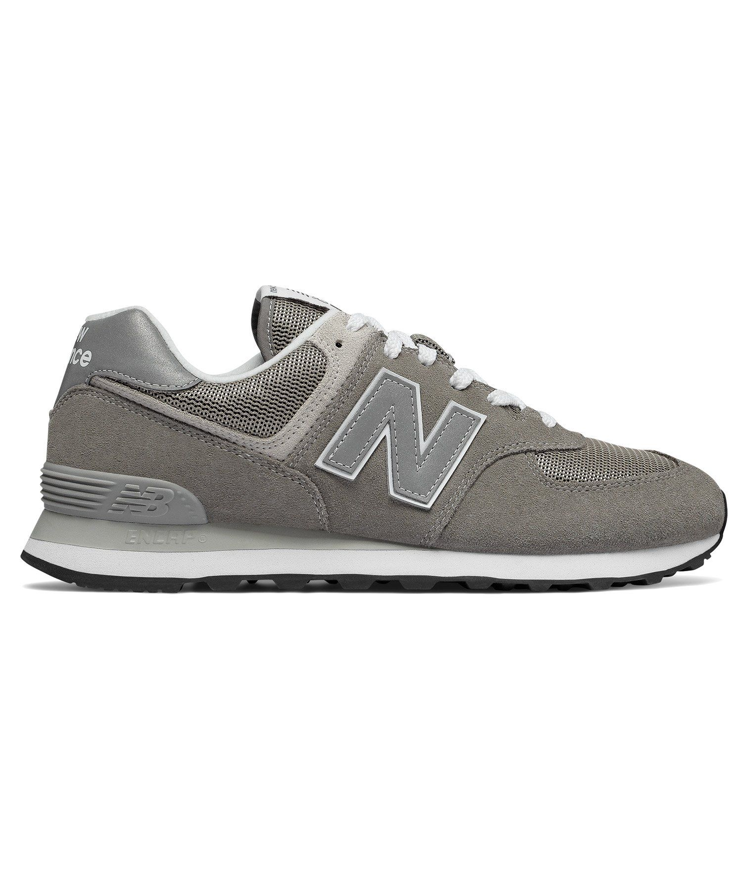 New Balance 574 Iconic Grey Mens New Balance 574 New Balance New Balance 574 Grey
