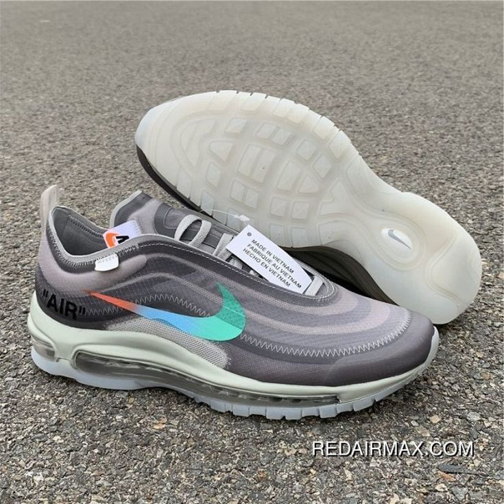 2019 的 Top Women Off White X Nike Air Max 97 Menta Series