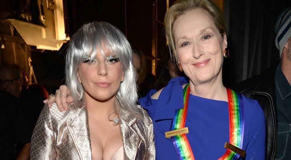 Listen to Meryl Streep Sing Lady Gaga's 'Bad Romance'