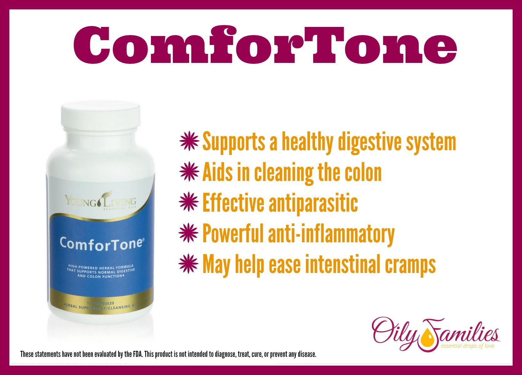 Comfortone Supports Colon Health And Enhances Its Ability To
