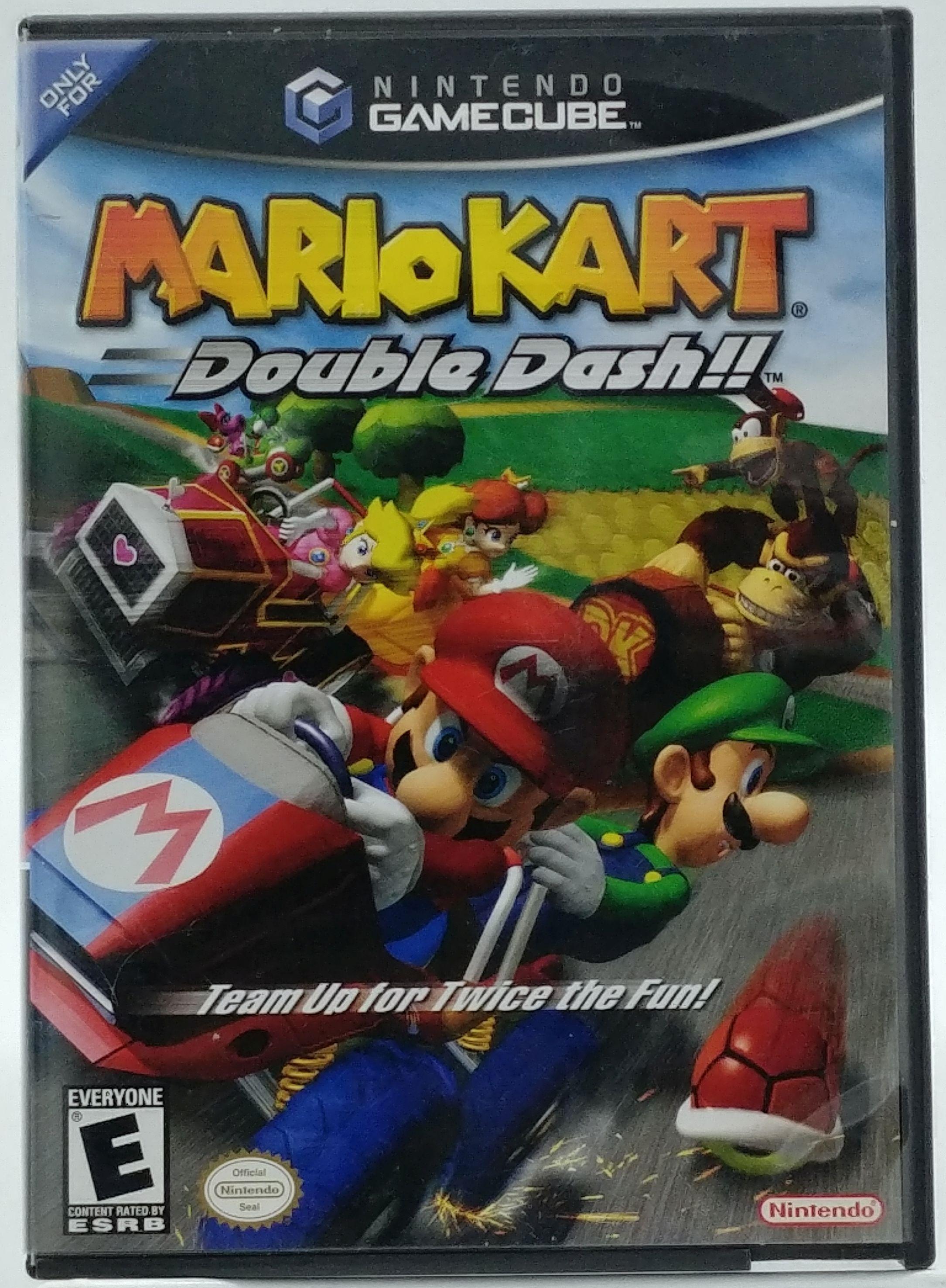 mario kart double dash custom tracks