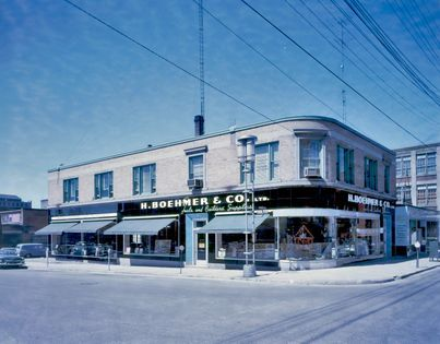 Historypin Kitchener 100 Years Of Cityhood Gone Days