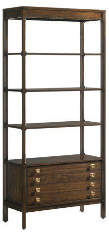 Vito Bookcase One Kings Lane 1804 N Mohawk Pinterest