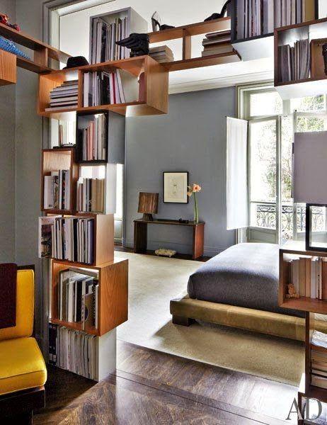Michelle - Blog #Bookshelves design - quando i libri o le librerie diventano arredamento