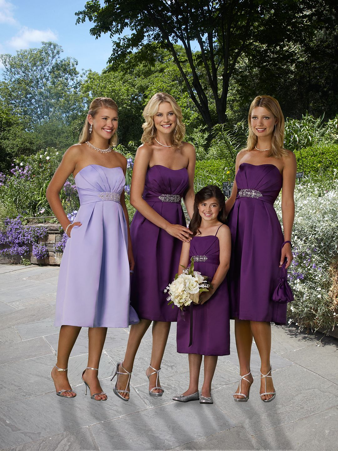 1000  images about Bridesmaids on Pinterest - Orange flowers ...