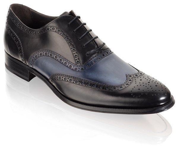 cf2c4148ed4 Handmade Mens Two tone formal shoes