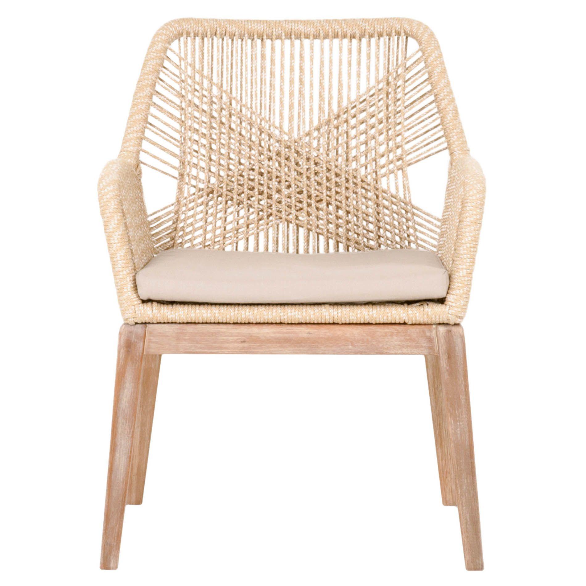 Lulu & Georgia London Arm Chair, Sand (Set Of 2) In 2019