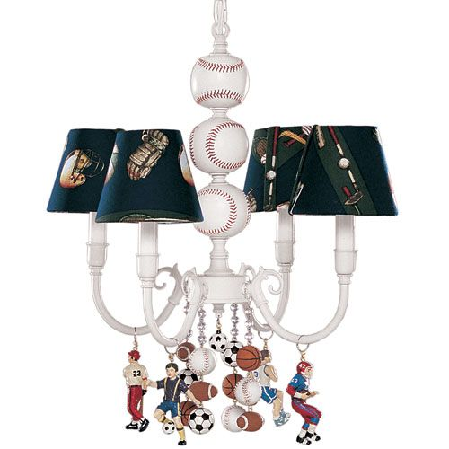 Photo of Sports Chandelier