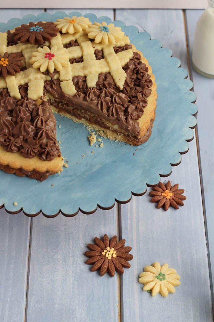 Recipe chocolate cake and cookies