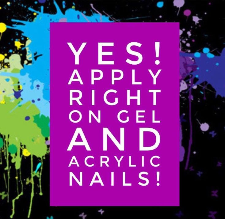 Apply Your Color Street Nail Strips Right Over Your Gel Nails Or Acrylic Nails Color Street Color Street Nails Color Vibe