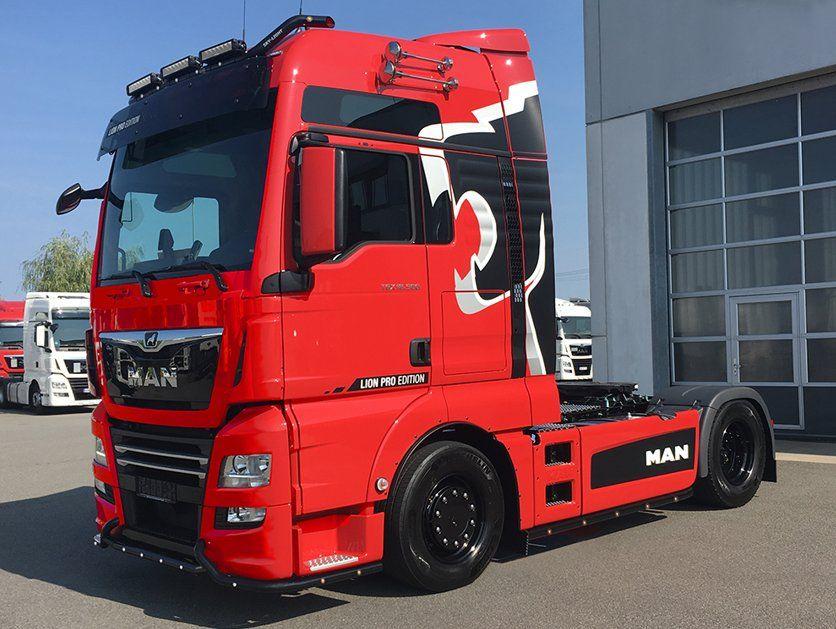 Man Truck Bus Uk Mantruckbusuk On Twitter Lkw Trucks Marke