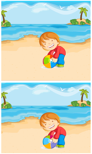 Its weekend the kids want to enjoy playing in the beach. It's a very calm silent beach where only your kids play alone. They've scattered their toys all over the place and they're enjoying a lot. The app is all about spotting out the differences in both the images. You're provided with hints which help you to find difficult objects. It's a simple app but you need to be a good observer in playing it. Have a close look of both the images and spot out the differences.<br>Download this free app…
