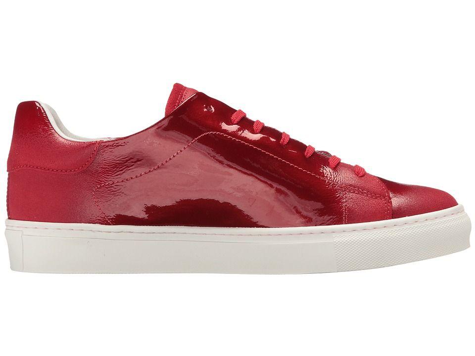 BUGATCHI South Beach Sneaker Men's Shoes Fuego