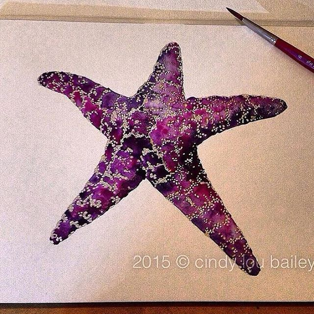 watercolor tattoo watercolor tattoo starfish google. Black Bedroom Furniture Sets. Home Design Ideas