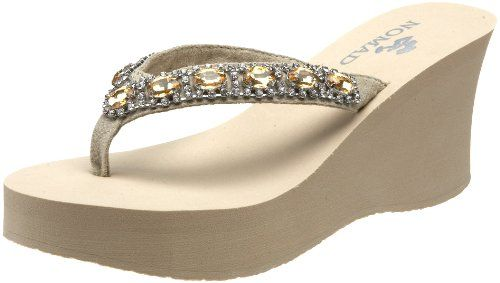 30cc887e3a76 Look For Low Price Nomad Women s Gem Wedge Sandal