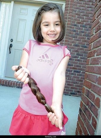 Hairstyles For 8 Years Old Girl Cute Haircuts Girl Haircuts Girl Hairstyles