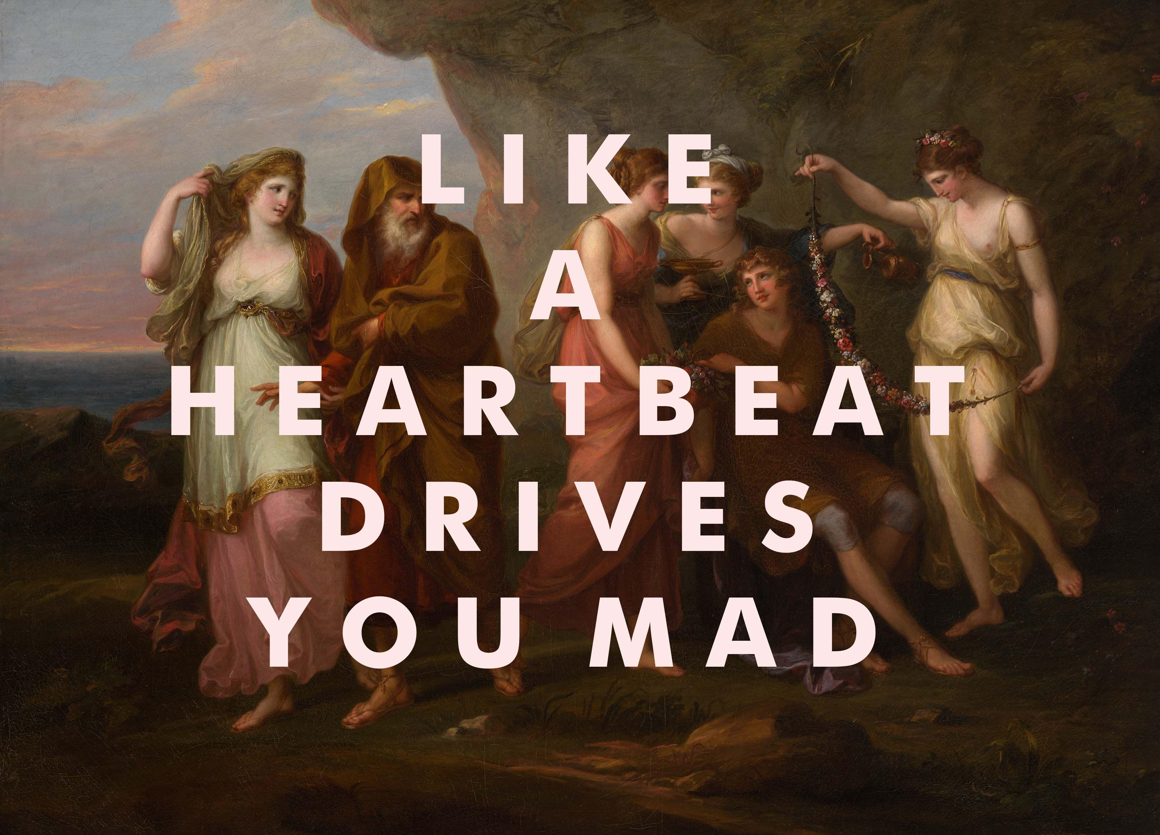 FLEETWOOD MAC Lyrics Poster, music poster, wall art, fine art, song ...