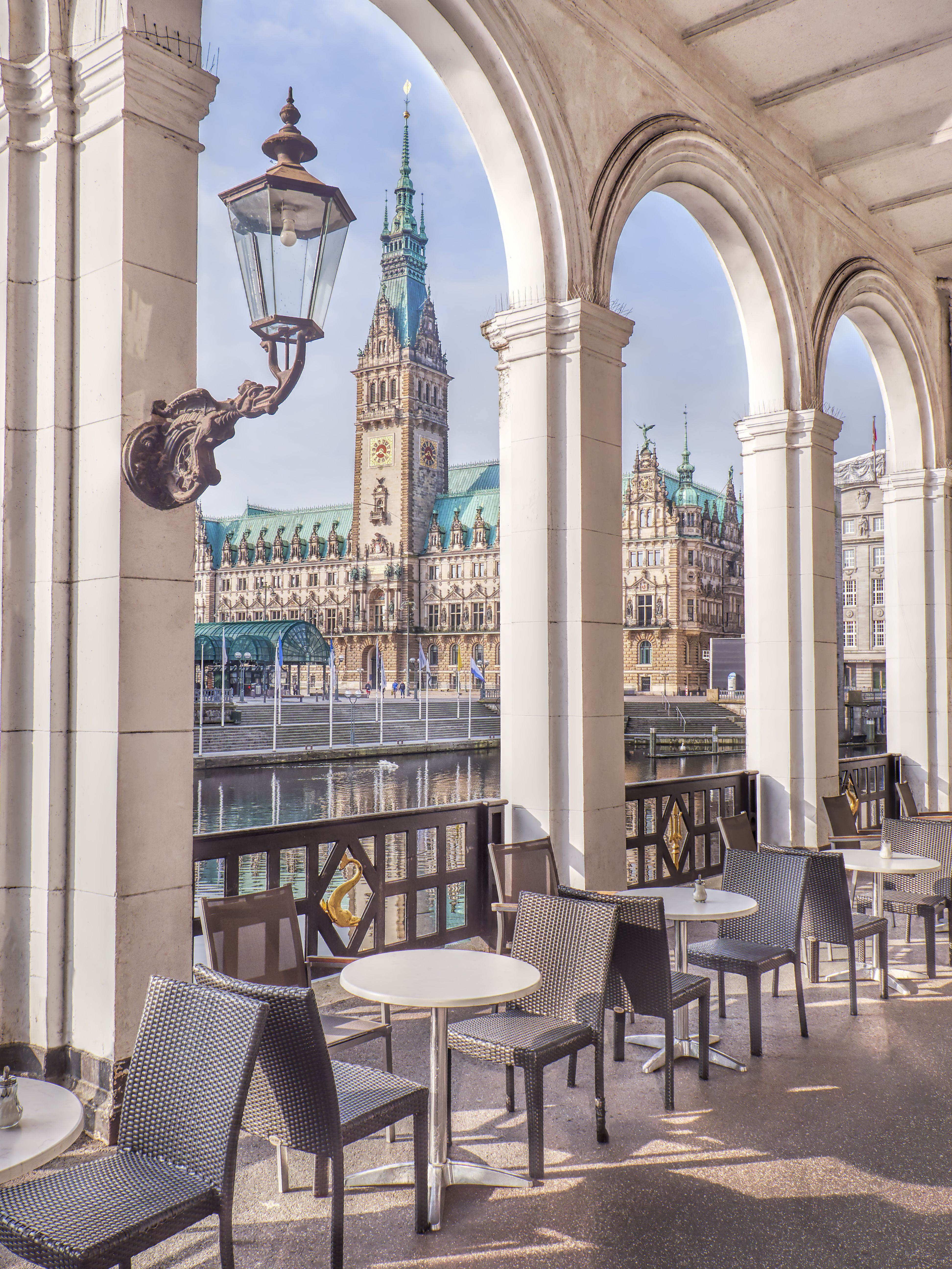 One Day Itinerary For Hamburg Germany - Things to do and places to visit in this German city.