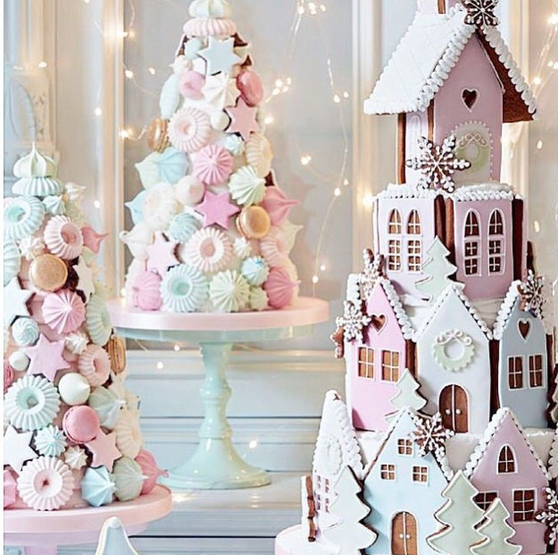 Pin de Patty Vogl en Shabby Chic Christmas Cottage | Pinterest