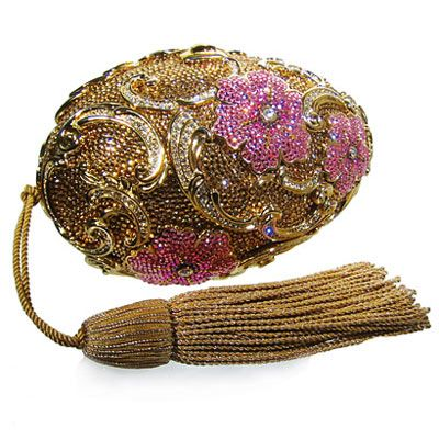 Judith Leiber for Faberge egg bag