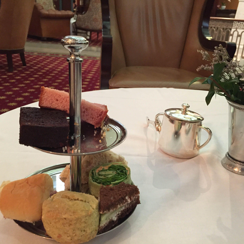 Afternoon Tea, High Tea, Cream Tea