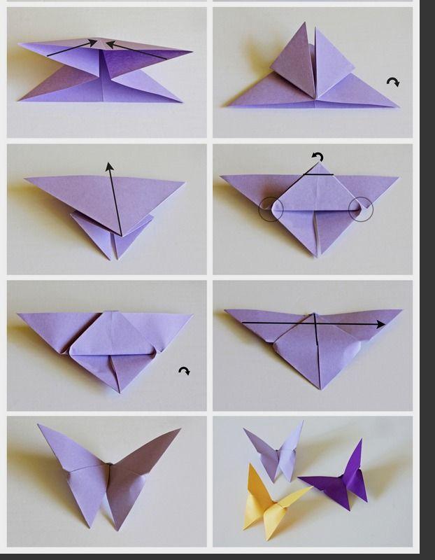 origami schmetterlinge origami schmetterling