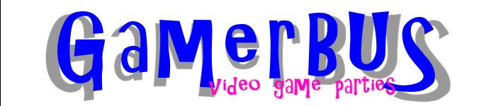 Mobile video game fun center