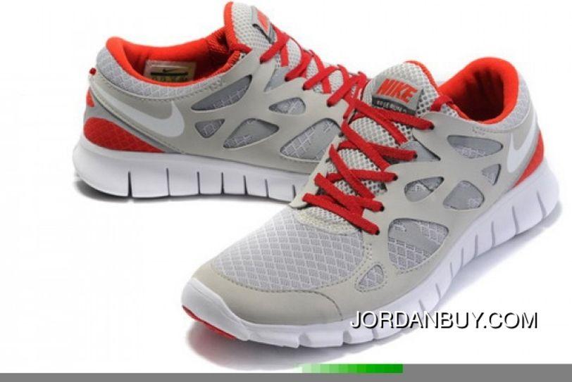 detailed look 99862 847e1 nike free run 2 red white