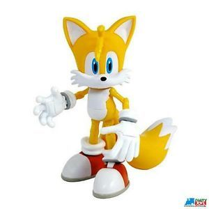 Sonic The Hedgehog 3 5 Inch Tails Action Figure Ebay Sonic The Hedgehog Sonic Action Figures