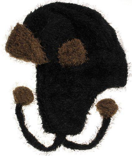 7fddd7998 AN1225 Women's Fluff Trooper Trapper Ski Hat $7.95   Ear Flad Hat ...